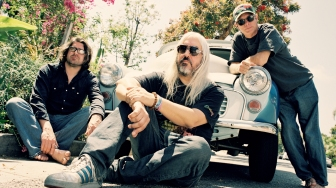 Dinosaur Jr.'s new album, I Bet On Sky, comes out Sept. 18.