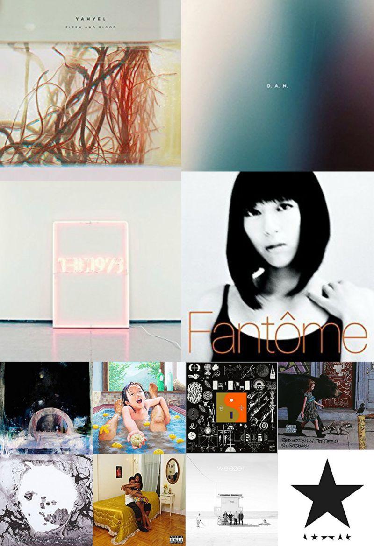best-album-2016