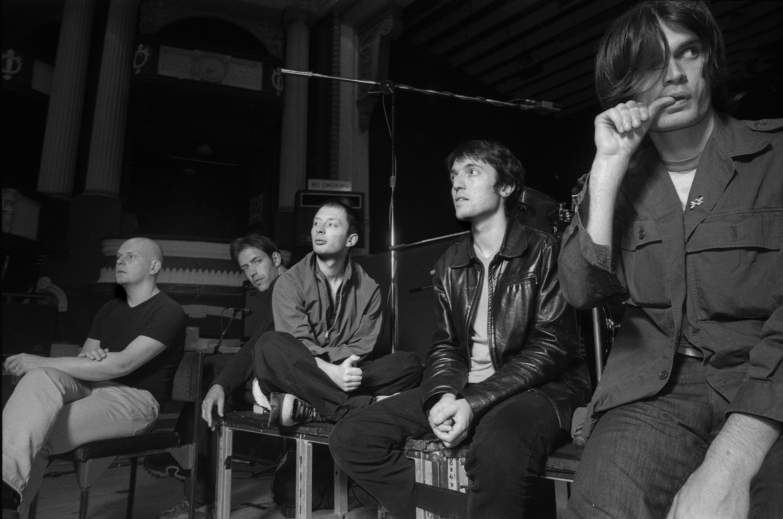 Radiohead  May 1997  BBC Radio 2 Golders Green London
